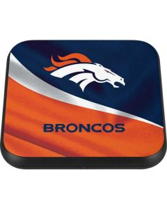 Denver Broncos Wireless Charger Single Skin