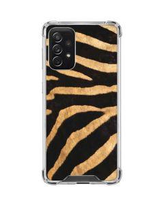 Zebra Galaxy A72 5G Clear Case