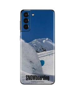 TransWorld SNOWboarding Shred Galaxy S21 Plus 5G Skin