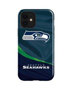 Seattle Seahawks iPhone 12 Case
