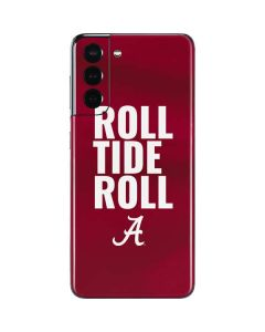 Alabama Roll Tide Roll Galaxy S21 5G Skin