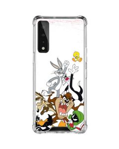 Looney Tunes All Together LG Stylo 7 5G Clear Case