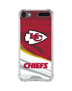 Kansas City Chiefs iPod Touch (5th-6th-7th Gen) Clear Case