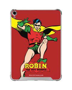 Robin Portrait iPad Air 10.9in (2020) Clear Case