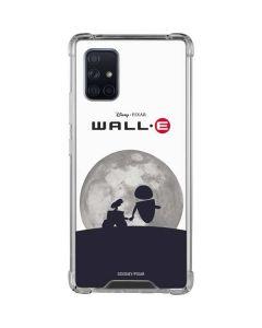WALL-E Galaxy A71 5G Clear Case