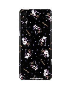 Kuromi Crown Galaxy S21 Plus 5G Skin