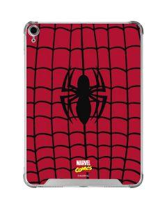 Spider-Man Chest Logo iPad Air 10.9in (2020) Clear Case