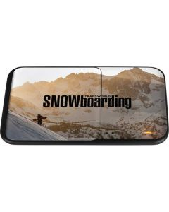 TransWorld SNOWboarding Sunset Wireless Charger Duo Skin
