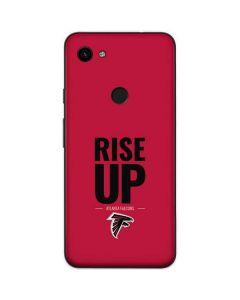 Atlanta Falcons Team Motto Google Pixel 3a Skin