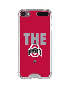 OSU The Ohio State Buckeyes iPod Touch (5th-6th-7th Gen) Clear Case