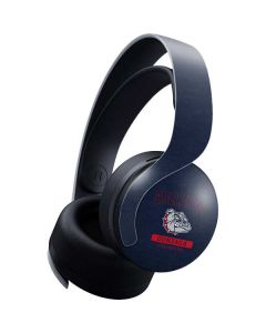 Gonzaga Bulldogs Established 1887 PULSE 3D Wireless Headset for PS5 Skin