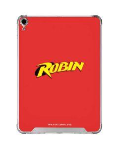 Robin Official Logo iPad Air 10.9in (2020) Clear Case