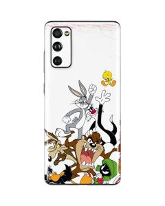 Looney Tunes All Together Galaxy S20 Fan Edition Skin