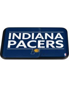 Indiana Pacers Standard - Blue Wireless Charger Duo Skin
