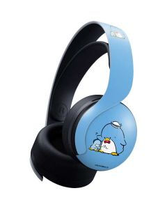 Tuxedosam Scribble PULSE 3D Wireless Headset for PS5 Skin