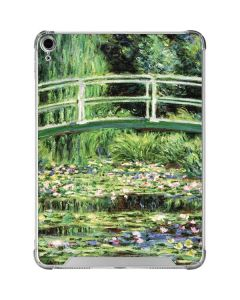White Waterlilies, 1899 iPad Air 10.9in (2020) Clear Case