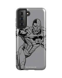 Cyborg Comic Pop Galaxy S21 5G Case