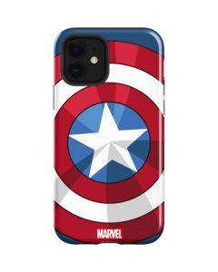 Captain America Emblem iPhone 12 Case