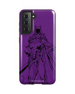 Batgirl Comic Pop Galaxy S21 5G Case