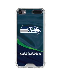 Seattle Seahawks iPod Touch (5th-6th-7th Gen) Clear Case