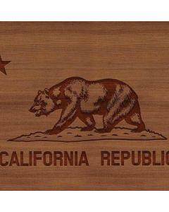California Wood Flag HP Pavilion Skin