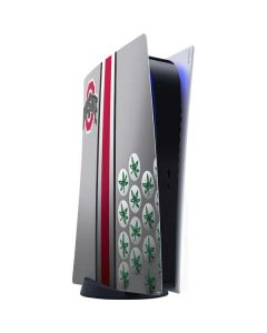Ohio State University Buckeyes PS5 Digital Edition Console Skin