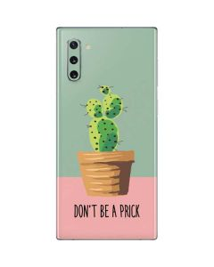 Cactus Prick Galaxy Note 10 Skin