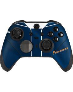 Cal State Fullerton Blue Jersey Xbox Elite Wireless Controller Series 2 Skin