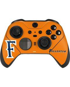 Cal State Fullerton Orange Xbox Elite Wireless Controller Series 2 Skin