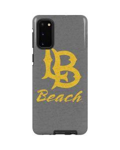 Cal State Long Beach Galaxy S20 Pro Case