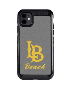 Cal State Long Beach iPhone 11 Cargo Case