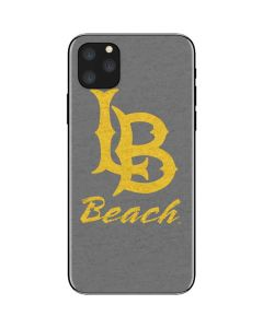 Cal State Long Beach iPhone 11 Pro Max Skin