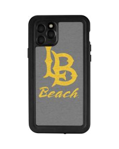 Cal State Long Beach iPhone 11 Pro Waterproof Case