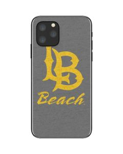 Cal State Long Beach iPhone 11 Pro Skin