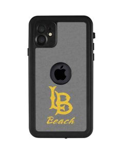 Cal State Long Beach iPhone 11 Waterproof Case