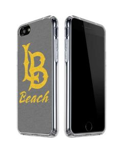 Cal State Long Beach iPhone SE Clear Case