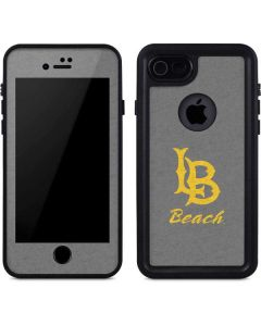 Cal State Long Beach iPhone SE Waterproof Case