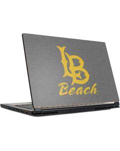 Cal State Long Beach MSI GS65 Stealth Laptop Skin