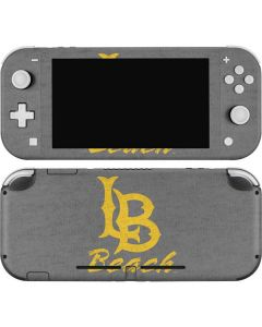 Cal State Long Beach Nintendo Switch Lite Skin