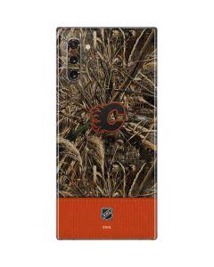 Calgary Flames Realtree Max-5 Camo Galaxy Note 10 Skin