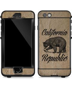 Cali Republic Vintage LifeProof Nuud iPhone Skin