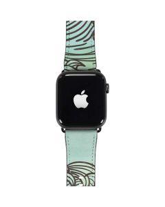 California Big Wave Apple Watch Band 42-44mm