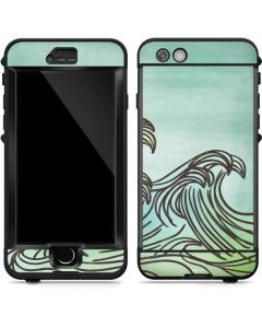 California Big Wave LifeProof Nuud iPhone Skin