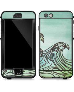 California Big Wave LifeProof Nuud iPhone Skin
