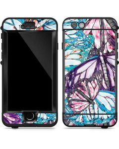 California Monarch Collage LifeProof Nuud iPhone Skin