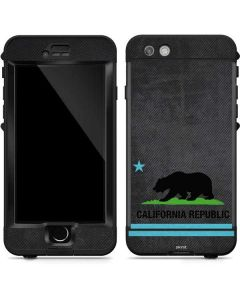 California Neon Republic LifeProof Nuud iPhone Skin