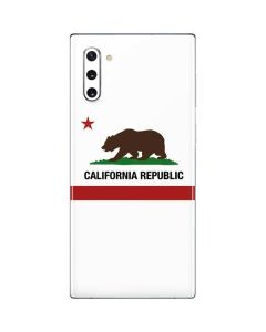 California Republic Galaxy Note 10 Skin