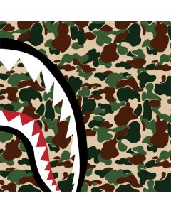 Shark Teeth Street Camo LifeProof Nuud iPhone Skin