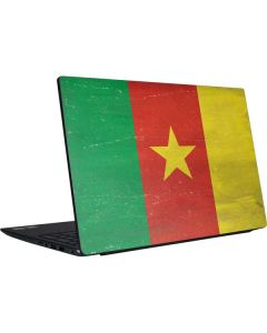 Cameroon Flag Distressed Dell Vostro Skin