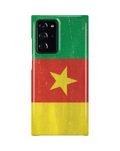 Cameroon Flag Distressed Galaxy Note20 Ultra 5G Lite Case